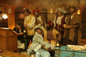 המסע אל קורדובה – תאטרון מעולם אחר